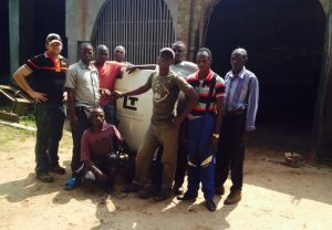 Installing Microgrids in Africa