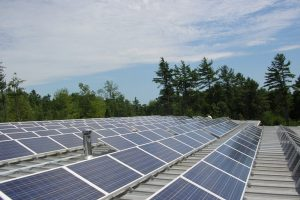 Photovoltaic Rack System by Lyman-Morse Technologies